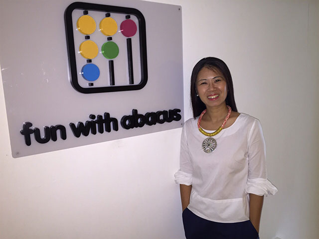 Our founder Joy Tay